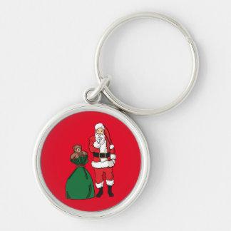 Chaveiro Natal Papai Noel