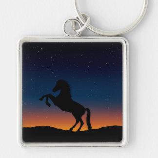 Chaveiro Natureza animal do cavalo