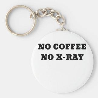 Chaveiro Nenhum café nenhum raio X