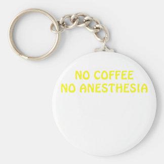 Chaveiro Nenhum café nenhuma anestesia