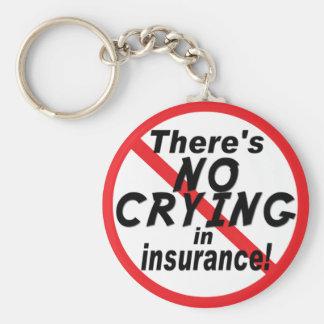 Chaveiro Nenhum grito em Insurance.png