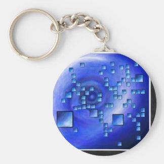Chaveiro Nepheros V1 - quadrado do planeta