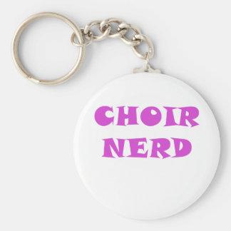 Chaveiro Nerd do coro