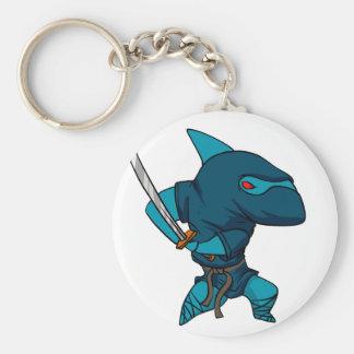 Chaveiro Ninja do tubarão