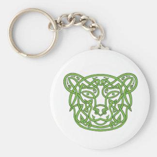 Chaveiro Nó do céltico do urso