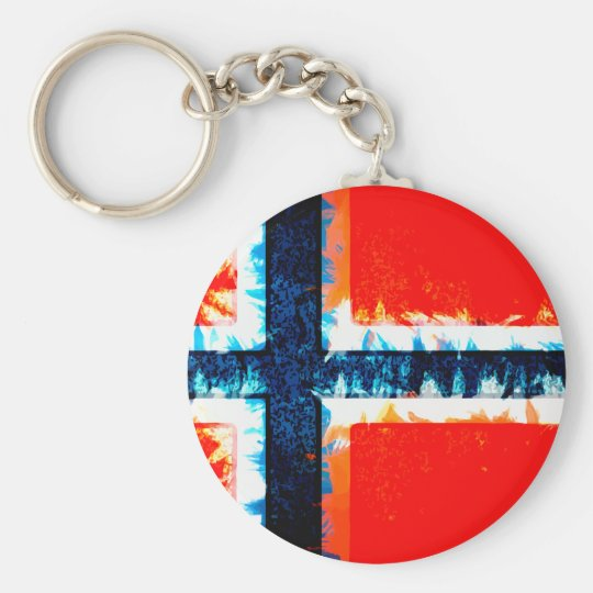 Chaveiro Noruega Norway