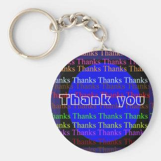 Chaveiro NOVINO Manyways a Thankyou - obrigado