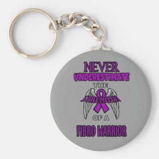 Chaveiro Nunca… guerreiro fibro