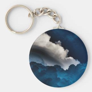 Chaveiro Nuvens azuis