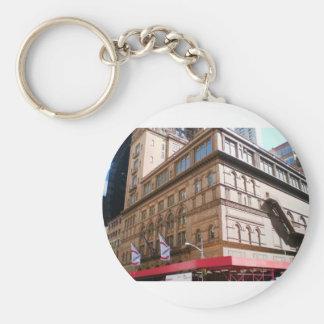 Chaveiro NYC Carnegie Hall