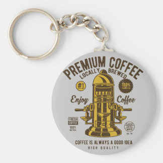 Chaveiro O café é sempre uma boa ideia | fabricado cerveja