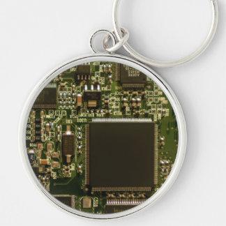 Chaveiro O conselho de circuito do disco rígido do