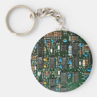 Chaveiro O conselho de circuito impresso dos eletrônicos do