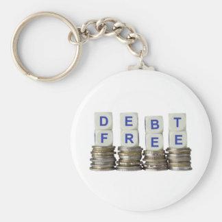 Chaveiro O débito livra