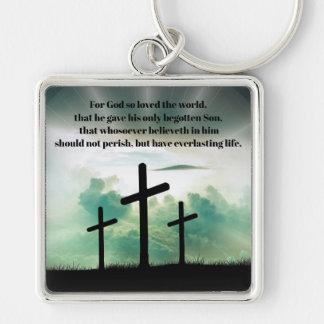 Chaveiro O deus ama-nos tanto