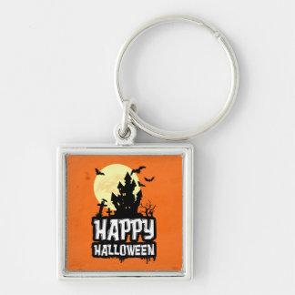 Chaveiro O Dia das Bruxas feliz