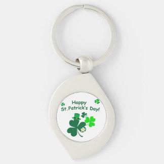 Chaveiro O dia de St Patrick feliz
