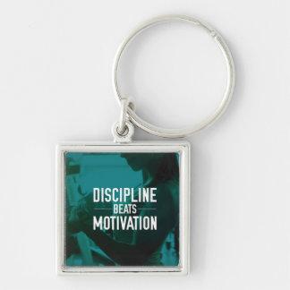 Chaveiro O exercício das mulheres - a disciplina bate a