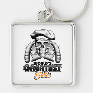 Chaveiro O grande Griller v5 do mundo