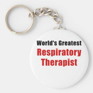 Chaveiro O grande terapeuta respiratório dos mundos