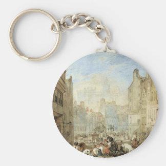 Chaveiro O hospital de Heriot, Edimburgo por William Turner