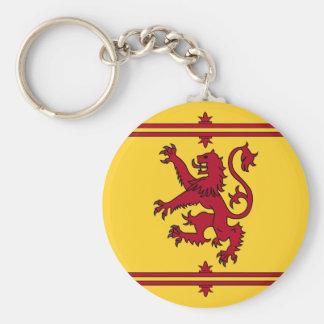 Chaveiro O leão desenfreado de Scotland