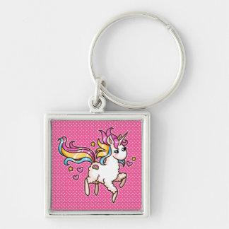 Chaveiro O Llamacorn majestoso