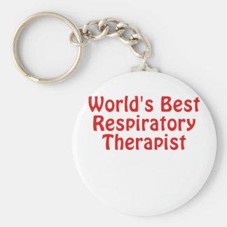 Chaveiro O melhor terapeuta respiratório dos mundos
