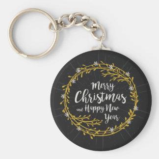 Chaveiro O Natal deseja as correntes chaves