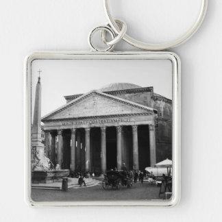 Chaveiro O panteão em Roma, Italia