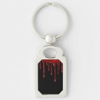 Chaveiro O sangue de Falln goteja o preto