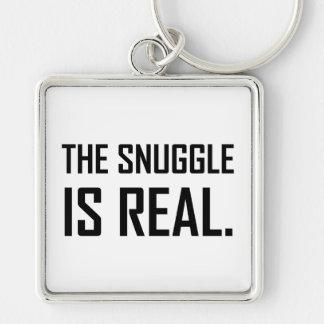Chaveiro O Snuggle é real