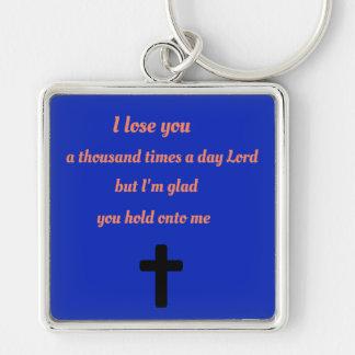 Chaveiro Obrigado guardarando me deus