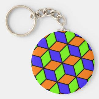 Chaveiro Olhar do cubo de R