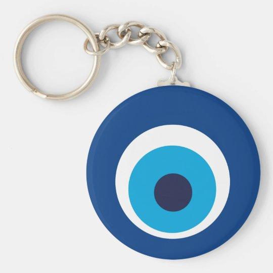 Chaveiro olho grego