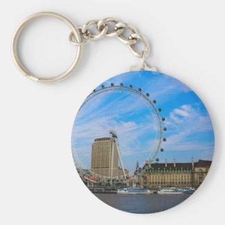 Chaveiro Olho Reino Unido de Londres