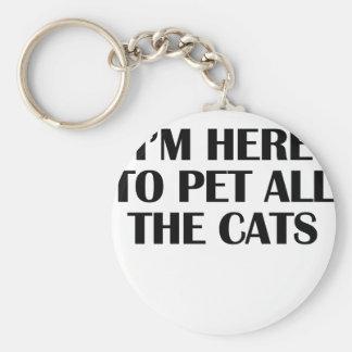 Chaveiro os gatos