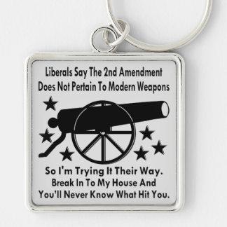 Chaveiro Os liberais dizem que a ?a alteração não se aplica
