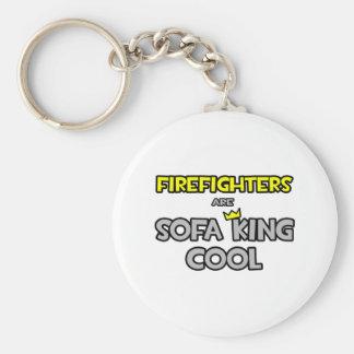 Chaveiro Os sapadores-bombeiros são rei Refrigerar do sofá