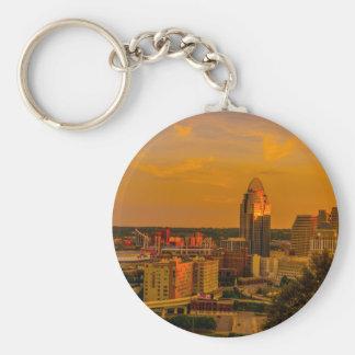 Chaveiro Ouro de Cincinnati
