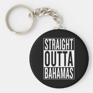 Chaveiro outta reto Bahamas