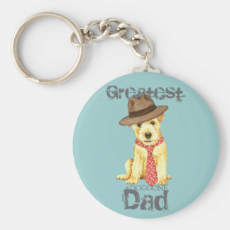 Chaveiro Pai de Norfolk Terrier