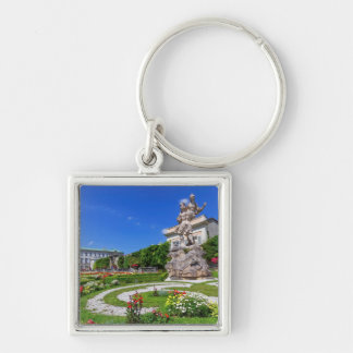 Chaveiro Palácio de Mirabell e jardins, Salzburg, Áustria