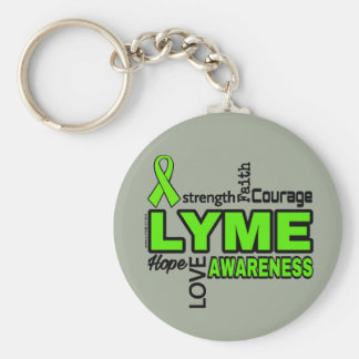 Chaveiro Palavras… Lyme