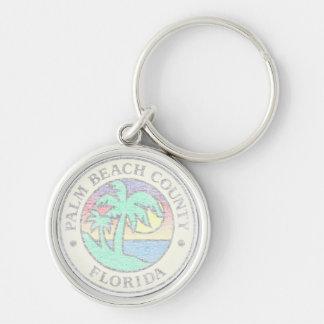 Chaveiro Palm Beach County