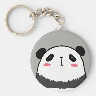 Chaveiro Panda preguiçosa