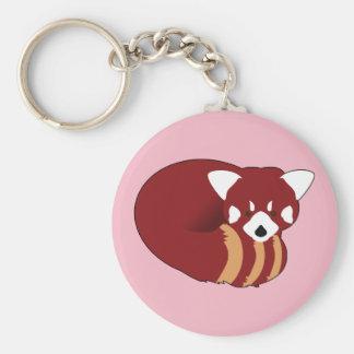 Chaveiro Panda vermelha