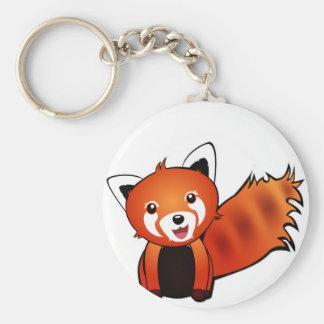 Chaveiro Panda Vermelho
