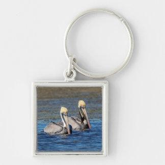 Chaveiro Pares de pelicanos