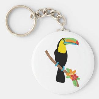 Chaveiro Pássaro de Toucan